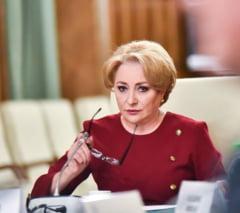 """Viorica Dăncilă răspunde acuzațiilor lui Liviu Dragnea: """"Eu am pierdut tot, guvernarea, partidul. Nu fac parte din sistem"""""""