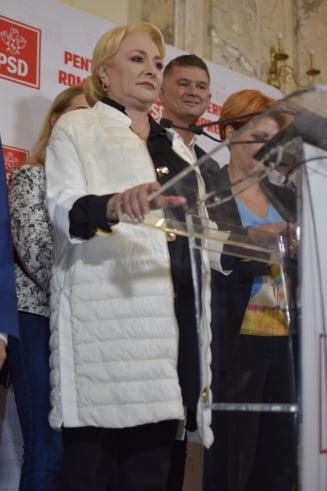 Viorica Dancila: Nu cred ca numaratoarea din diaspora mai poate schimba ceva! Ne concentram sa castigam prezidentialele
