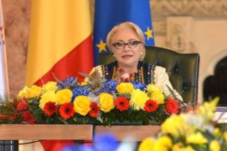 Viorica Dancila, despre amnistie si gratiere: Pe masa prim-ministrului nu exista asa ceva
