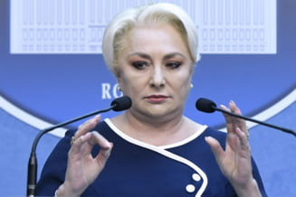 Viorica Dancila, dupa investirea Guvernului Orban: E o zi neagra pentru democratie. Avem un presedinte dictator