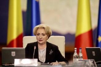 Viorica Dancila ar fi anulat o vizita externa, in contextul in care PSD pregateste OUG pe Codul penal (Surse)