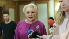 Viorica Dancila ii raspunde lui Ciolos de la Iasi: Sa analizeze activitatea lui