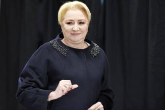 Viorica Dancila nu crede in cifrele exit-poll si spune ca PSD a recastigat increderea romanilor UPDATE Continuam lupta