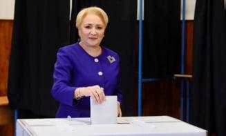 Viorica Dancila obtine cel mai slab scor din istoria PSD la alegerile prezidentiale
