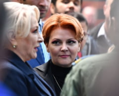 Viorica Dancila si-a ales-o sefa de campanie pe Olguta Vasilescu: Am incredere in fiecare primar, nu doar din PSD