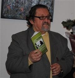 Virgil Enatescu si-a sarbatorit cei 70 de ani prin lansare unei carti