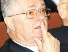 Virgil Magureanu: Dosarul lui Iliescu a fost distrus dupa Revolutie
