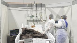 """Virgil Musta, despre explozia numarului de noi infectari: """"De trei saptamani ne confruntam cu un numar foarte mare de pacienti COVID"""""""