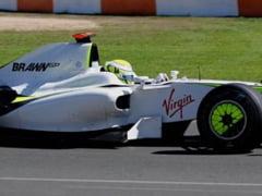 Virgin devine sponsorul echipei F1 Brawn Grand Prix