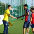 Visam la o medalie olimpica la fotbal. Cum s-a incheiat ultimul amical al nationalei Romaniei, cu selectionerul Radoi in tribune