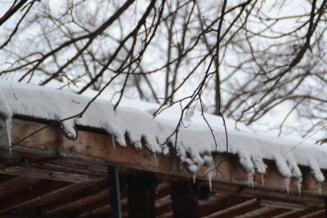 Viscol si gheata - Romania va fi un patinoar imens (Galerie foto)