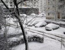 Viscolul si ninsoarea au inchis 180 de scoli