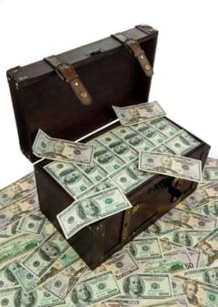 Visezi sa te imbogatesti? Cum poti sa strangi un milion de dolari pana la varsta de 65 de ani (Tabel)