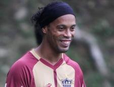 Visul ascuns al marelui Ronaldinho (Video)