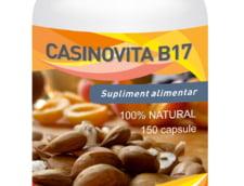 Vitamina B17, remediu natural pentru lupta contra cancerului