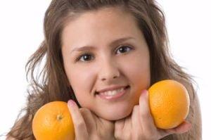 Vitamina C, esentiala pentru o piele frumoasa