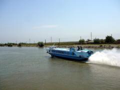 Viteza de circulatie pe canalele si lacurile din Delta Dunarii, stabilita la 40 km/h