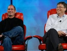 Vizionarul vs. deschizatorul de drumuri: Principala diferenta intre Steve Jobs si Bill Gates