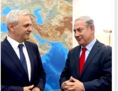 Vizita in Israel si relocarea ambasadei romane: Dragnea, un partener problematic si pentru israelieni