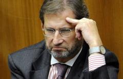 Vizita in Romania a comisarului european Johannes Hahn, anulata din cauza zapezii