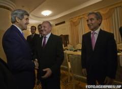 Vizita istorica la Chisinau: Moldova, incurajata sa tina piept Rusiei