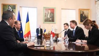 Vizita lui Iohannis la Summit-ul PPE din Malta, in imagini (Galerie foto)
