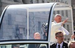 Vizita papei Francisc la Bucuresti - program, cine il primeste si restrictii majore de trafic