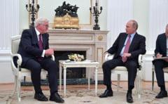 Vizita presedintelui Germaniei la Moscova legitimeaza un tiran si sperie estul Europei