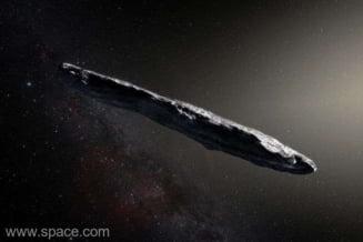 Vizitator misterios al sistemului solar: 'Oumuamua ar putea fi un fragment dintr-o lume asemanatoare lui Pluto
