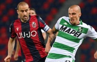Vlad Chiriches si Razvan Marin, adversari in derby-ul romanilor din Serie A. Cum s-au descurcat cei doi