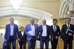 Vlad Cosma si-ar fi inregistrat tatal cand il critica pe Dragnea pentru modul in care se imparteau functiile in stat si in PSD