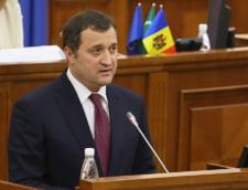 Vlad Filat, aflat in arest preventiv, a intrat in greva foamei