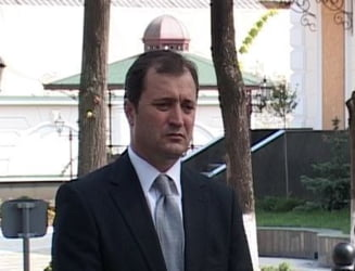 Vlad Filat il ameninta pe Voronin cu puscaria