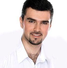Vlad Mirita s-a operat la nas