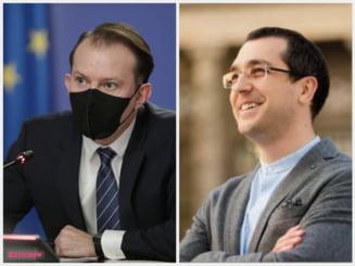 """Vlad Voiculescu, înțepătură către premierul liberal Florin Cîţu: """"De astăzi, fără concursuri aranjate, fără numiri fără concurs permanentizate, fără alte apucături USL-iste"""""""
