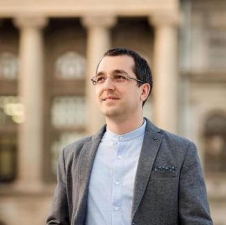 Vlad Voiculescu: Candidatul Aliantei USR-PLUS la Primaria Bucuresti va obtine cu 7-8% mai multe voturi decat Firea
