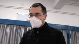 """Vlad Voiculescu, despre Florin Citu: """"Foloseste orice bresa, orice mica problemuta, falsa cateodata, ca sa dea intr-un membru al echipei"""""""