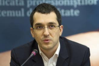 """Vlad Voiculescu, despre ordinul privind carantinarea: """"Pot sa va spun ca nu a existat niciodata o intentie de a face ceva pe la spate"""""""