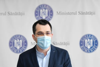 """Vlad Voiculescu, primele declaratii dupa tragedia de la Victor Babes: """"Un grup de lucru nu putea face in cursul zilei de ieri nimic suplimentar"""" VIDEO"""