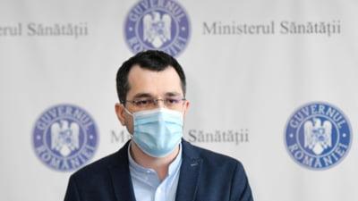 """Vlad Voiculescu, răbufnire în fața atacurilor privind gestionarea pandemiei: """"Niciun guvern din Europa nu a exclus din decizii Ministerul Sănătății așa cum a făcut-o România"""""""