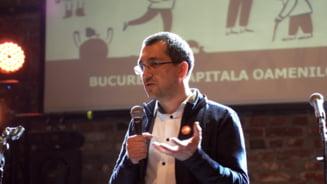 Vlad Voiculescu a castigat categoric alegerile pentru sefia USR PLUS Bucuresti. Cate voturi a obtinut in fata lui Octavian Berceanu