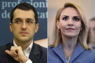 Vlad Voiculescu anunta ca depune plangere penala impotriva Gabrielei Firea, dupa ce BEM a confirmat ca aceasta si-a facut publicitate electorala pe banii primariei