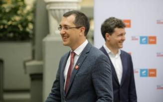 Vlad Voiculescu iese oficial din carti pentru postul de viceprimar al Capitalei si va fi propunerea USR-PLUS pentru postul de ministru al Sanatatii