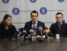 Vlad Voiculescu le cere medicilor sa sustina o petitie impotriva planurilor ministrului Bodog