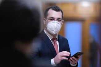 """Vlad Voiculescu sustine ca spera ca USRPlus sa iasa de la guvernare. """"Florin Citu nu mai are ce cauta in functia de premier"""""""