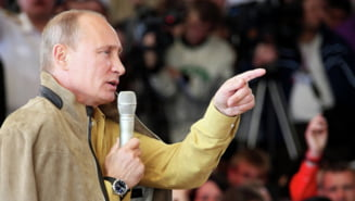 Vladimir Putin: Europenii se sting, de ce sa ne dorim si noi casatorii gay? Nu produc copii