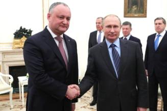Vladimir Putin: Nu ne este indiferent cum se va forma parlamentul in Moldova
