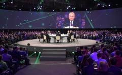 Vladimir Putin: Rusia trebuie sa fie un lider in domeniul inteligentei artificiale. E nevoie de reguli noi