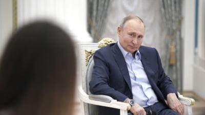 "Vladimir Putin, amenintare clara la adresa Kievului: aderarea Ucrainei la NATO, ""o linie rosie"""