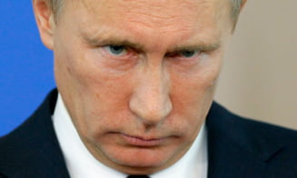 Vladimir Putin, criticat la televiziunea rusa - reporterul e pe faras